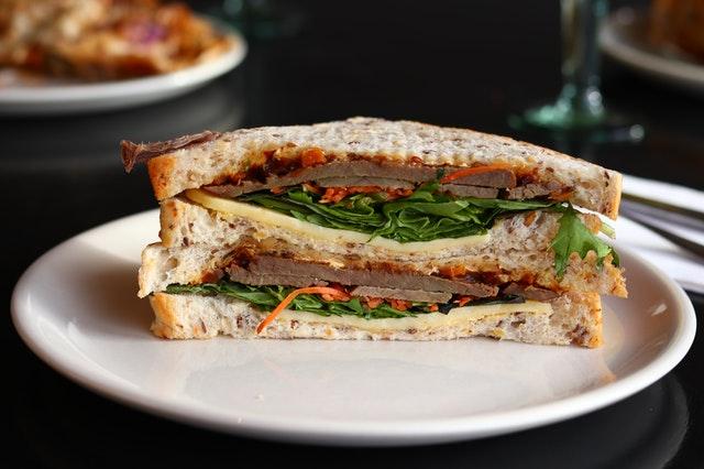 Matt Cain Sandwich